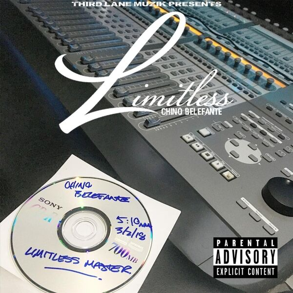Cover art for Limitless