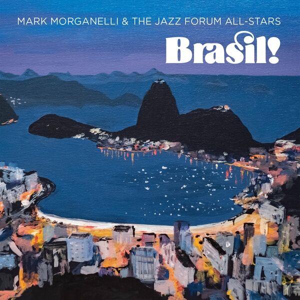 Cover art for Brasil!