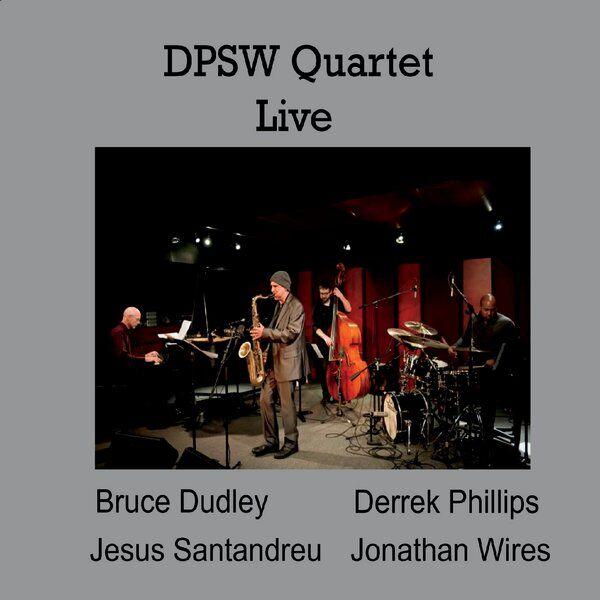 Cover art for DPSW Quartet Live