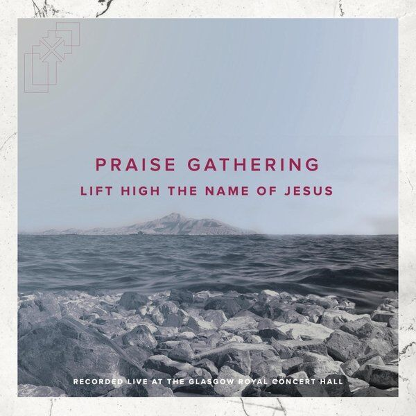 Cover art for Lift High the Name of Jesus (Live)