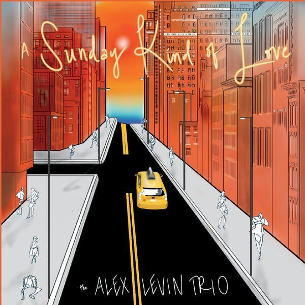 Cover art for A Sunday Kind of Love