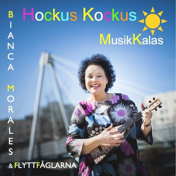 Cover art for Hockus kockus: Musik kalas