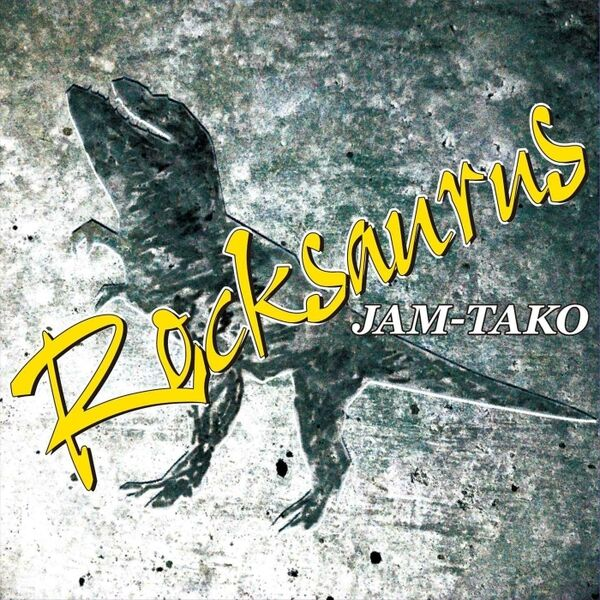 Cover art for Rocksaurus