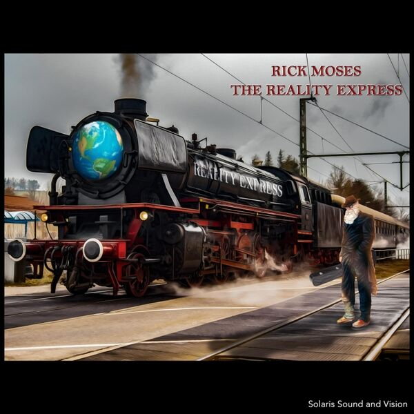Cover art for The Reality Express