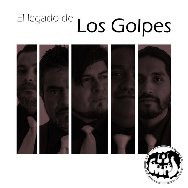 Cover art for El Legado de los Golpes