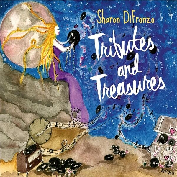 Cover art for Tributes and Treasures