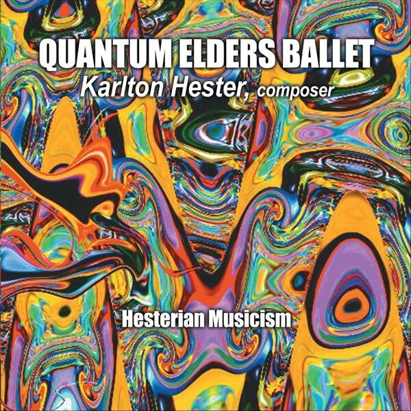 Cover art for Quantum Elders Ballet