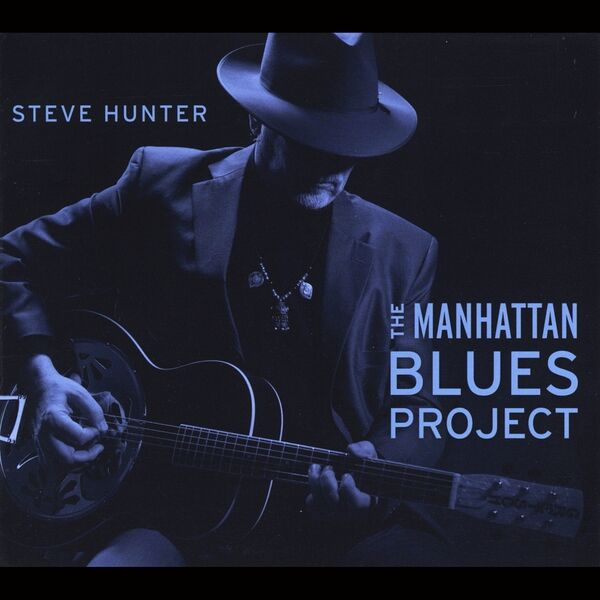 Cover art for The Manhattan Blues Project