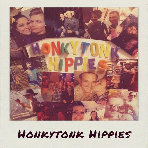 Cover art for Honky Tonk Hippies