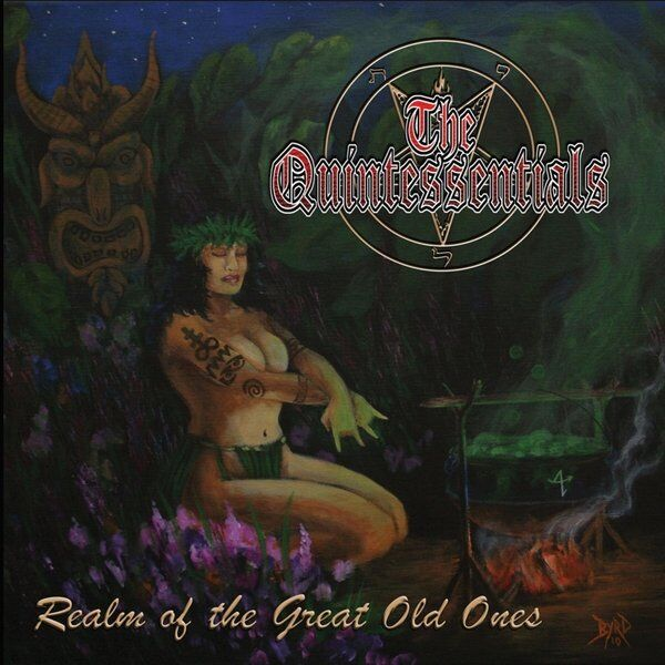 Cover art for Realm of the Great Old Ones