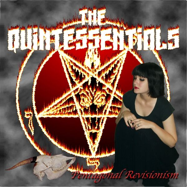 Cover art for Pentagonal Revisionism