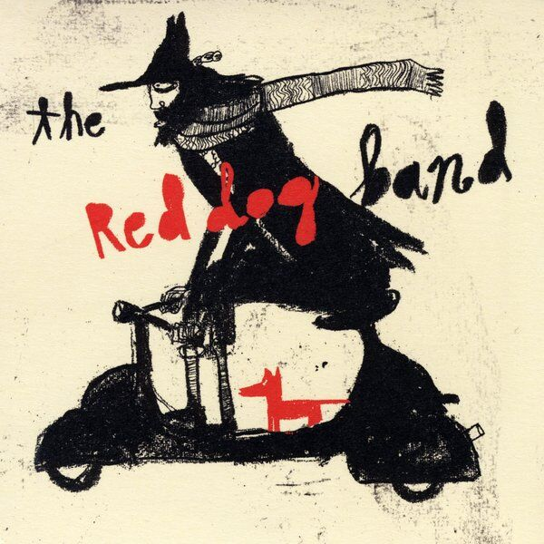 Cover art for The Red Dog Band