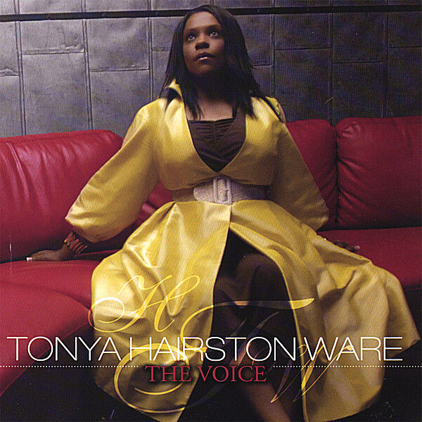 Cover art for Tonya Ware - The Voice