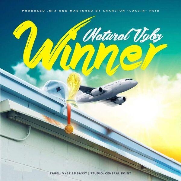 Cover art for Winner