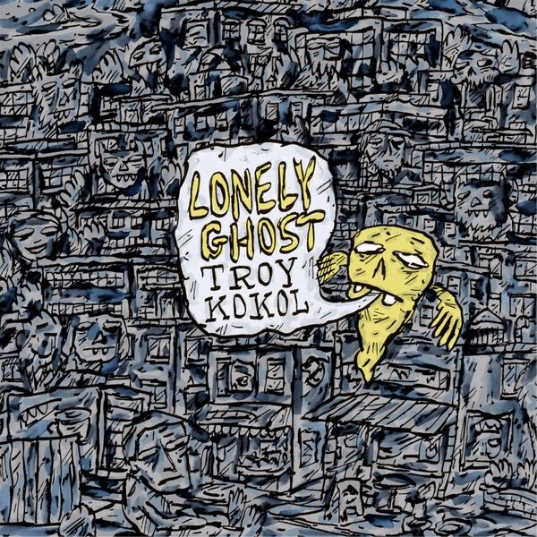 Cover art for Lonely Ghost