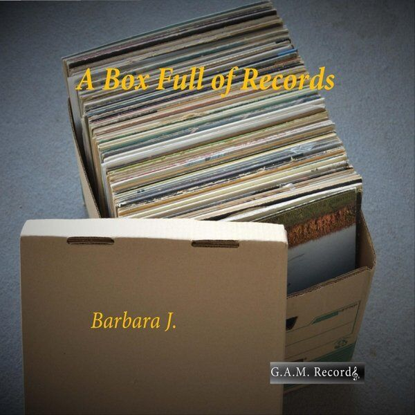 Cover art for A Box Full of Records