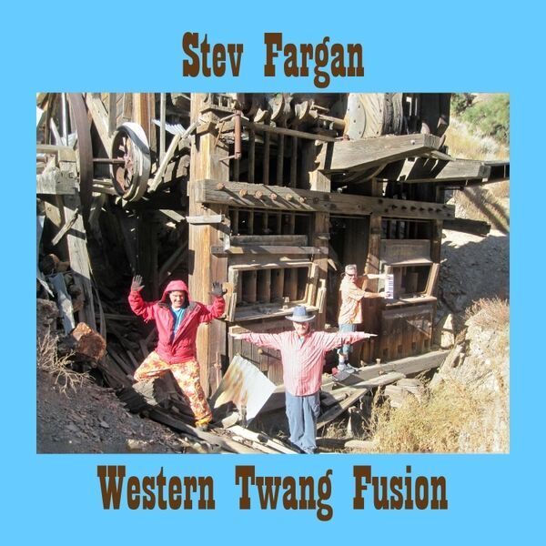 Cover art for Western Twang Fusion