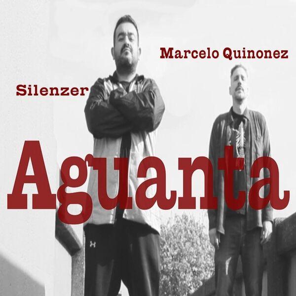 Cover art for Aguanta