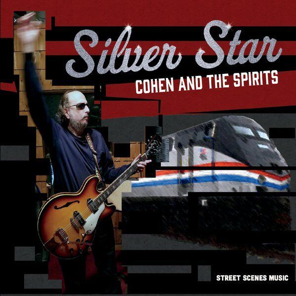 Cover art for Silver Star