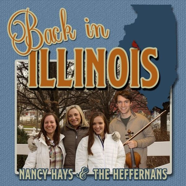 Cover art for Back in Illinois