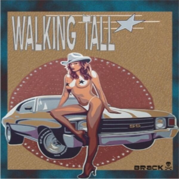 Cover art for Walking Tall, Vol. 1