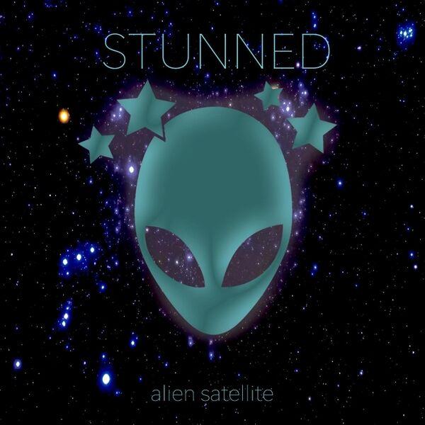 Cover art for Alien Satellite