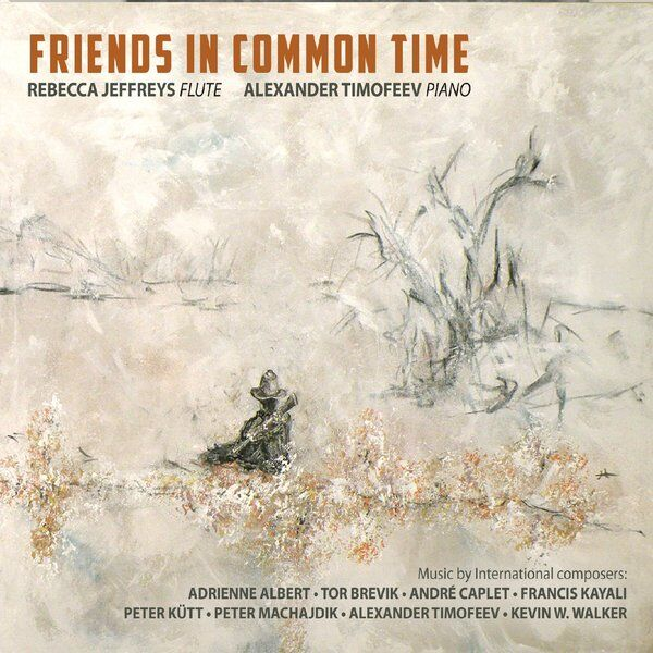 Cover art for Friends in Common Time