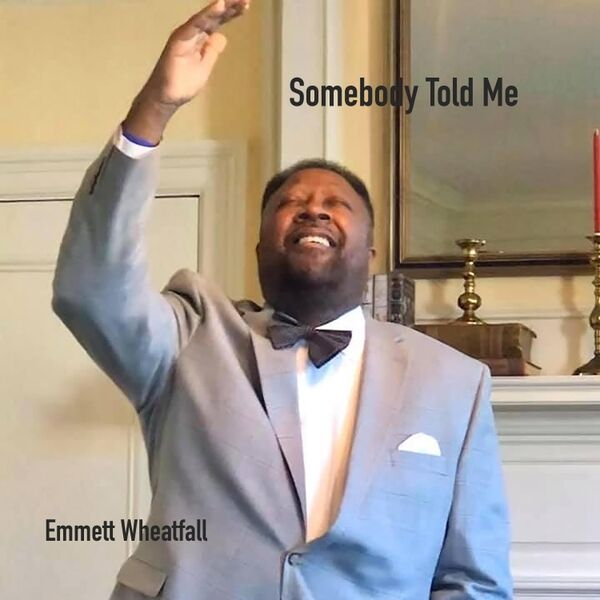 Cover art for Somebody Told Me