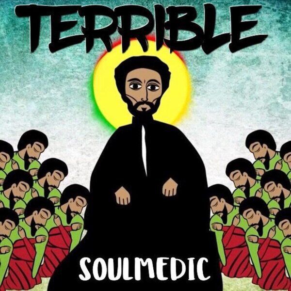 Cover art for Terrible