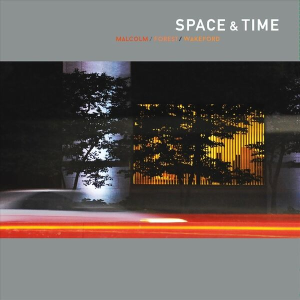 Cover art for Space & Time