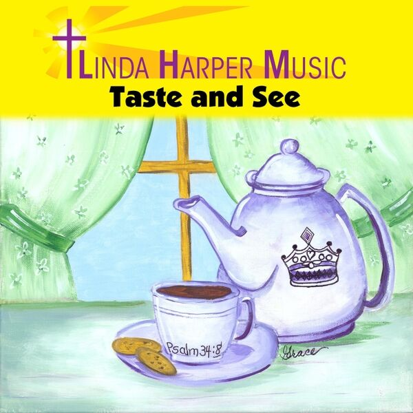Cover art for Taste and See