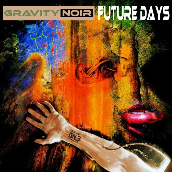 Cover art for Future Days