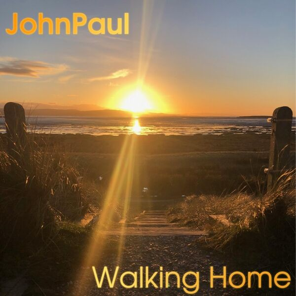 Cover art for Walking Home