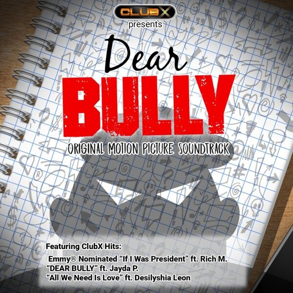 Cover art for Dear Bully (Original Motion Picture Soundtrack)
